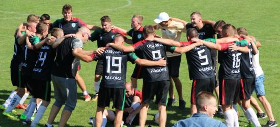 ZAGÓRZ: Efektowne zwycięstwo Osławy na inaugurację. Trzy gole w dwie minuty! (SKRÓT VIDEO, ZDJĘCIA)