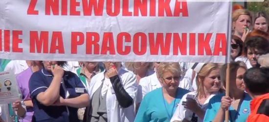 SZPITAL SANOK: Strajk generalny pielęgniarek coraz bliżej. Jest decyzja o referendum