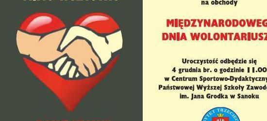 DZISIAJ: Międzynarodowy Dzień Wolontariusza