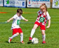 350 dzieci i 7 tygodni wspaniałej zabawy i rywalizacji. Ekoball rozpoczął kolejny sezon Deichmanna (ZDJĘCIA)