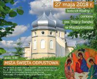 """""""Międzybrodzka wiosna"""" ekumenia-historia-kultura-integracja"""