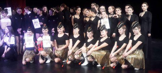 Zespół mażoretek VIVID z Jaćmierza znowu na podium! (FOTO)