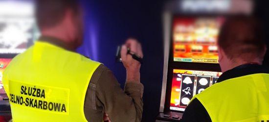 SANOK. Walka z podziemiem hazardowym. Zatrzymano 9 nielegalnych automatów