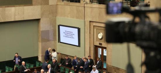 Trwa 102. posiedzenie Sejmu – ostatnie w VII kadencji (VIDEO)