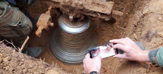 Po 80 latach dzwon złączył się z sercem. Spektakularne odkrycie na górze Zaśpit