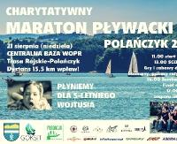 NASZ PATRONAT: Charytatywny Maraton Pływacki dla 5-letniego Wojtusia