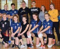 Zacięta walka na parkiecie i zwycięstwo ZSO w Brzozowie. Noworoczny Turniej Piłki Siatkowej (ZDJĘCIA)