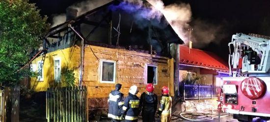 Pomoc dla pogorzelców z Leska. Zbiórka na odbudowę domu (ZDJĘCIA)