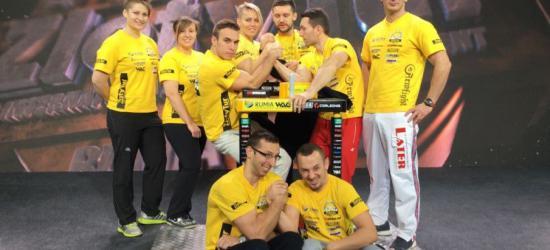 Rymanów kolebką armwrestlingu? Są już Mistrzowie Polski, czas na Mistrzów Świata (ZDJĘCIA)