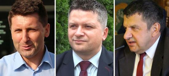 GMINA ZAGÓRZ: Ernest Nowak i Tomasz Święch w II turze. Wacław Krawczyk o włos