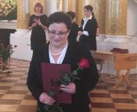 SANOK: Z miłości do muzyki. Nagroda Ministra Kultury i Dziedzictwa Narodowego dla Elżbiety Przystasz (ZDJĘCIA)