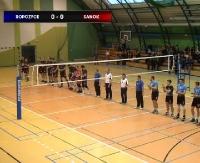 AKTUALIZACJA: Błękitni pokonani po raz trzeci. TSV Sanok w turnieju półfinałowym o wejście do I ligi! (SKRÓT, FILM, RETRANSMISJA)