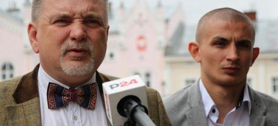 KONFEDERACJA mobilizuje sanoczan do głosowania. Konferencja prasowa i wywiad (FILM, ZDJĘCIA)