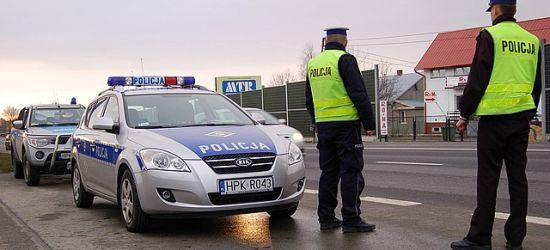 31-latek z powiatu sanockiego w rękach policji. Miał odbyć karę 2 lat pozbawienia wolności