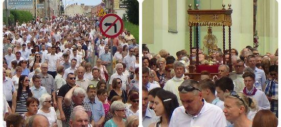 BOŻE CIAŁO/SANOK: Poczucie wspólnoty, wyznanie wiary (VIDEO, FOTO)
