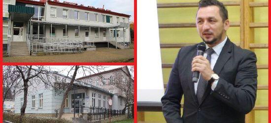 Burmistrz stanowczo o przychodniach: Walczę, aby pozostały miejskie (VIDEO)