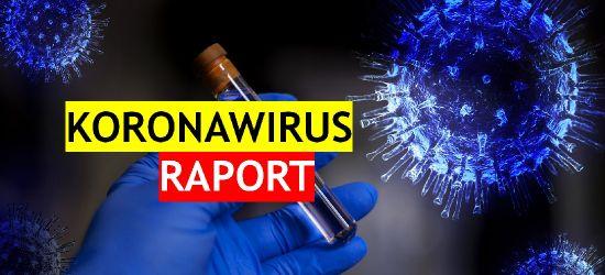 KORONAWIRUS. Tylko jeden nowy przypadek zakażenia w powiecie sanockim