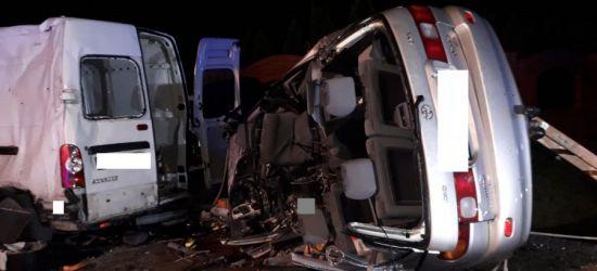 PODKARPACIE: Tragiczny wypadek. Zginął 18-letni kierowca (FOTO)