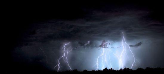 IMGW ostrzega! Dziś znów będzie burzowo
