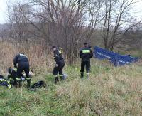 W piątek sekcja zwłok 44-latka znalezionego w Potoku Płowieckim. Bliscy poszukiwali go od tygodnia (ZDJĘCIA, FILM 2)