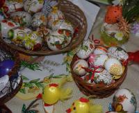GMINA ZARSZYN: Jubileuszowa Wystawa Wielkanocna. Pachnące stoły pełne dobrego jadła i cudownych, świątecznych ozdób (ZDJĘCIA)