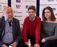 """Studio MFP: """"Bieszczadzkie forum daje szansę na lekcje ze wspaniałymi mistrzami"""" (FILM)"""