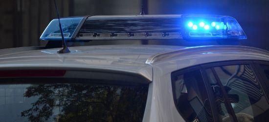 SANOK: Stalking, usiłowanie włamania i uszkodzenie mienia. 31-latek aresztowany