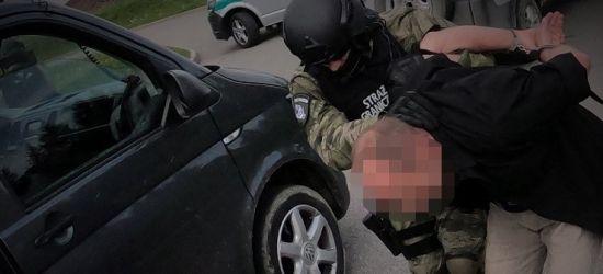 Bieszczadzcy pogranicznicy rozbili międzynarodową grupę przestępczą