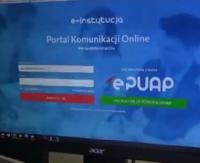 GMINA ZAGÓRZ: Coraz więcej spraw w gminie załatwisz internetowo! (FILM)