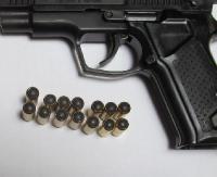 GRANICA: Ukrainiec próbował przemycić broń do Polski