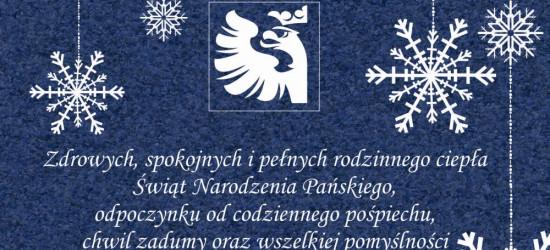 Życzenia świąteczne rektor PWSZ w Sanoku