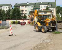 """SANOK: 5,5 mln zł na drogi. """"W historii miasta, takich środków na dzielnice nie było"""" (FILM)"""