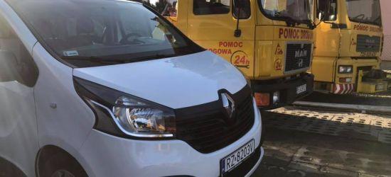 POMOC DROGOWA PILCH: Bus do wynajęcia (ZDJĘCIA)