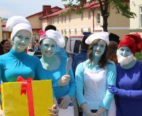 SANOK: Studenci rozpoczęli swoje święto! Żakinada i przekazanie kluczy do miasta (FILM, ZDJĘCIA)