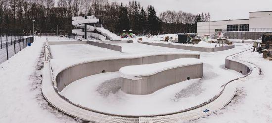 SANOK: Sezon letni na nowych basenach pod chmurką (ZDJĘCIA)