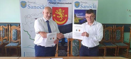 Porozumienie pomiędzy szpitalami w Sanoku i Ustrzykach Dolnych!