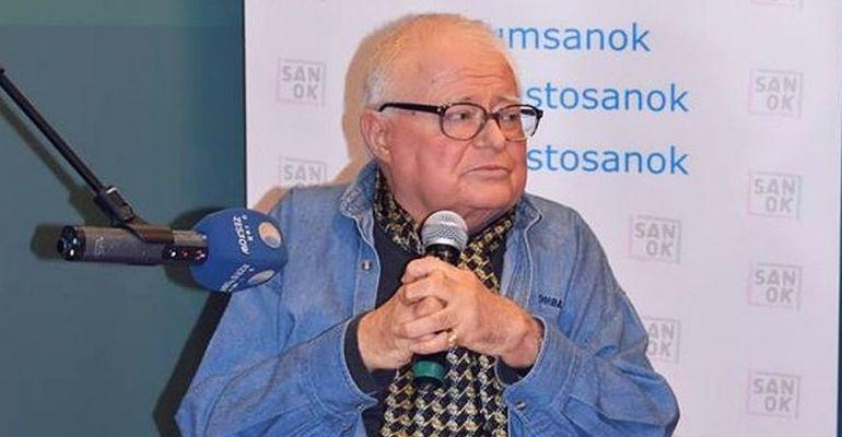 SANOK: Janusz Szuber uhonorowany przez Ministra Kultury i Dziedzictwa Narodowego
