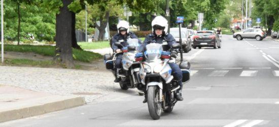 PODKARPACIE. Policyjny pościg za pędzącym motocyklistą. 39-latek pijany