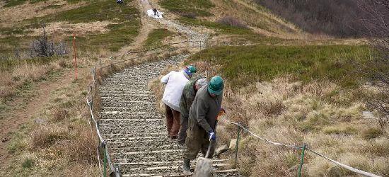 Szlaki na terenie Bieszczadzkiego Parku Narodowego otwarte dla turystów!