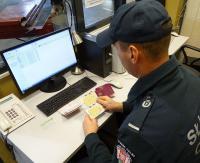 Przemycał sfałszowane dokumenty. Obywatel Rumunii usłyszał już zarzuty