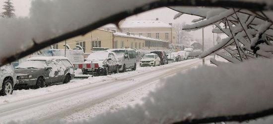 Kolejny atak zimy! Uważajmy na drogach!