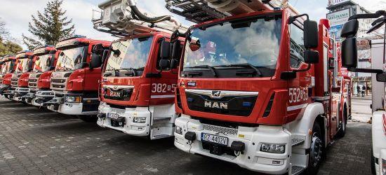 Wóz strażacki dla Cisnej! Świetna frekwencja i… zaskakujący wynik? (FOTO)