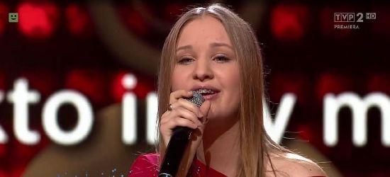 """Sanocka licealistka w """"Szansie na sukces""""! Zobacz występ (VIDEO)"""