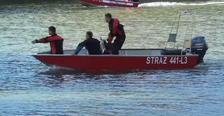 Pierwsza ofiara wypoczynku nad wodą. Utonął 47-letni mężczyzna