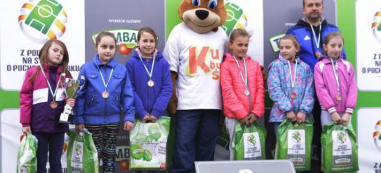 Młode piłkarki z Pobiedna były bliskie występu na Stadionie Narodowym