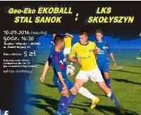 Liczą się tylko 3 punkty. Ekoball Stal Sanok gra z LKS-em Skołoszyn