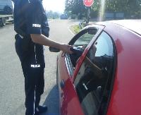 KRONIKA POLICYJNA: Złodziej wędek, pijany z zakazem sądowym i amator felg samochodowych