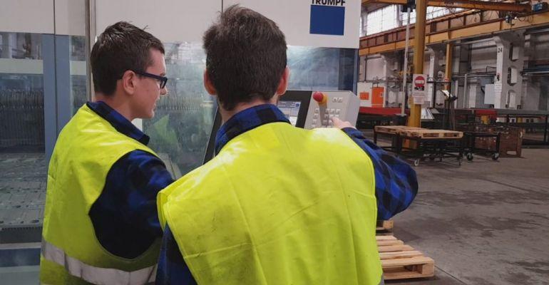 """Kształcenie zawodowe w """"Mechaniku"""" (ZS 2) w ścisłej współpracy z pracodawcami"""