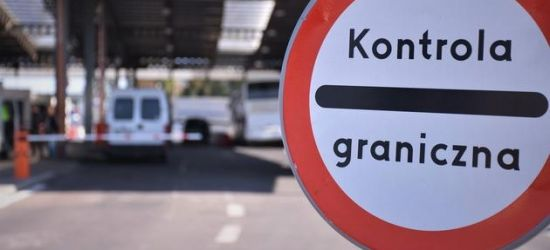 Sytuacja na przejściach granicznych