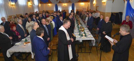 GMINA BUKOWSKO: Spotkanie opłatkowe PiS i Zjednoczonej Prawicy (ZDJĘCIA)